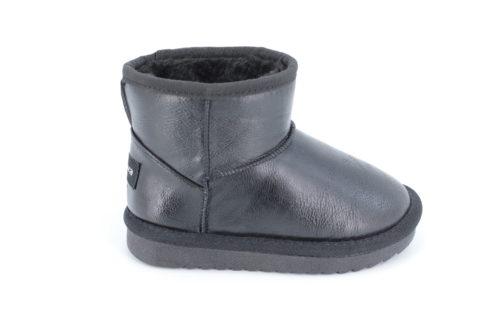 Cizme Copii Tip UGG Black 2