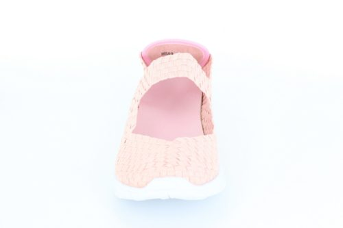 Espadrile Elastice Femei Pink 1
