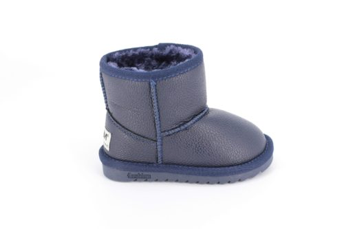 Cizme Copii Tip UGG Dark Blue