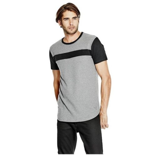 GUESS Tricou Barbati Grey