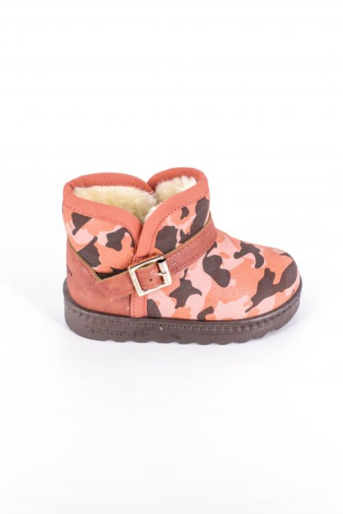 Cizme Copii Tip UGG Army Brick