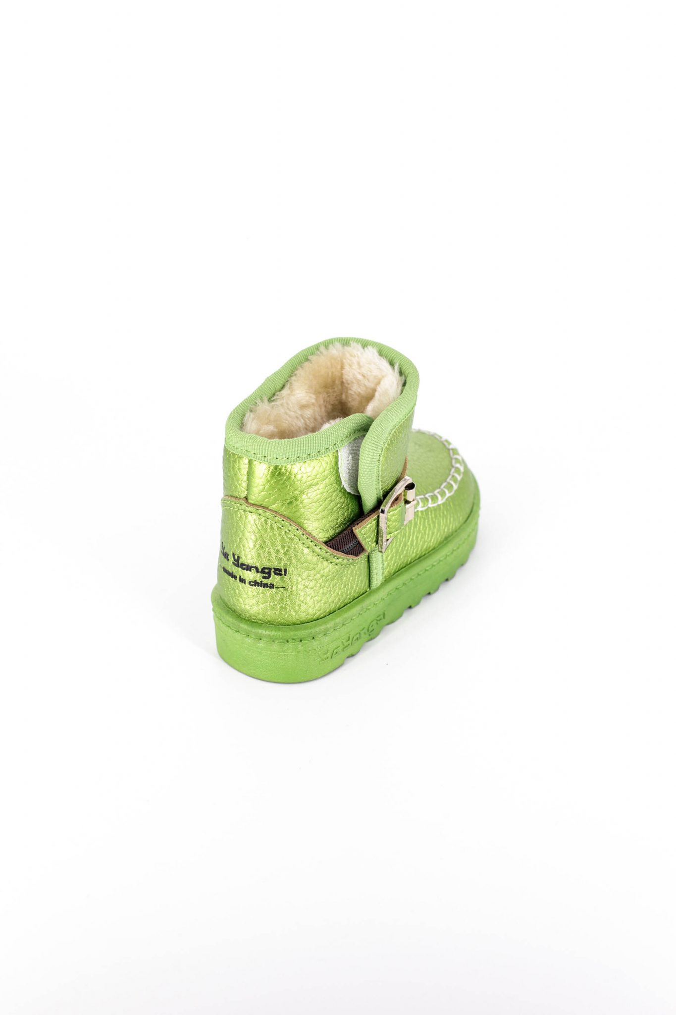 Cizme Copii Tip UGG Green