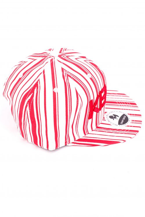 Seapca Kenzo Stripes Red