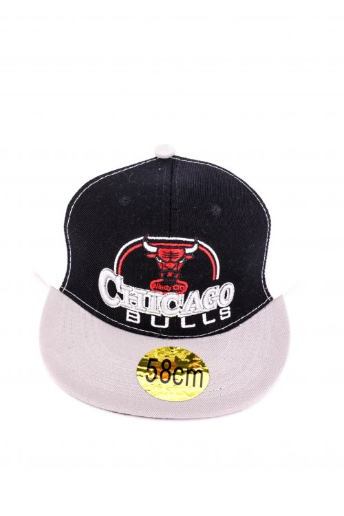 Sapca Chicago Bulls Grey