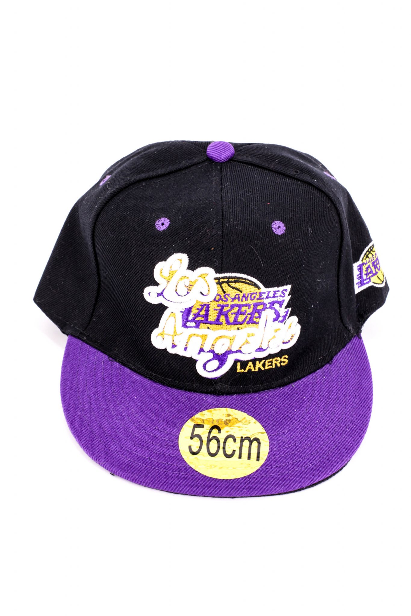 Sapca Los Angeles Lakers Black