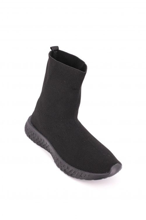 Classic Socks Full Black